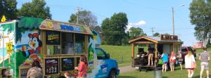 Food Trucks at The Bellevue Farmers Market